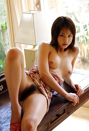 Hairy Asian Pussy Porn