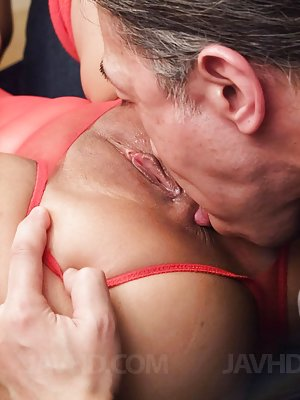 Asian Pussy Licking Porn