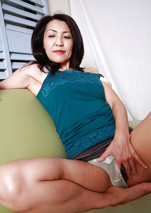 Mature Asian Porn
